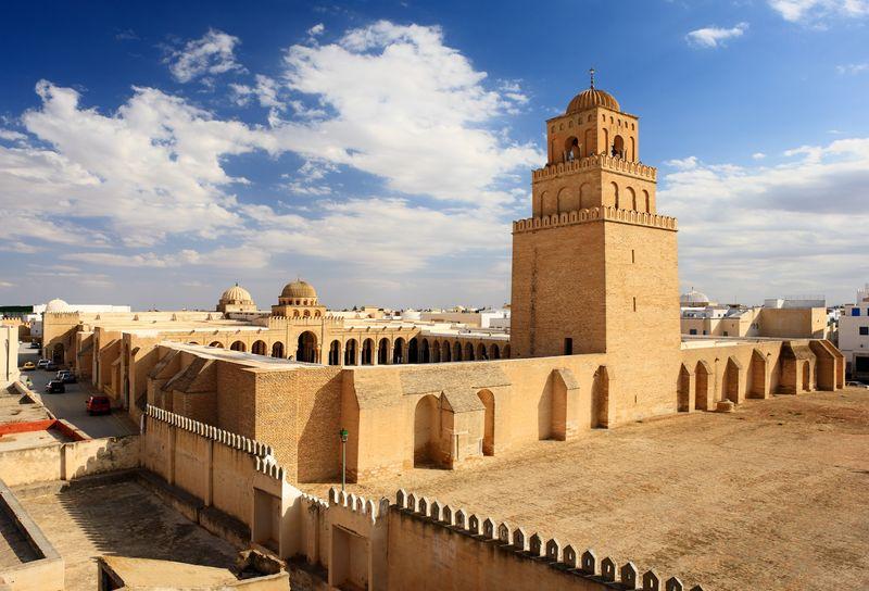 Страна Тунис. История Туниса. Отдых в Тунисе.