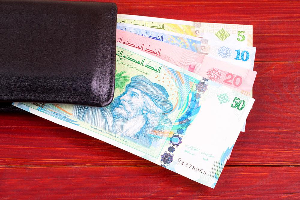 Деньги Туниса: тунисские динары