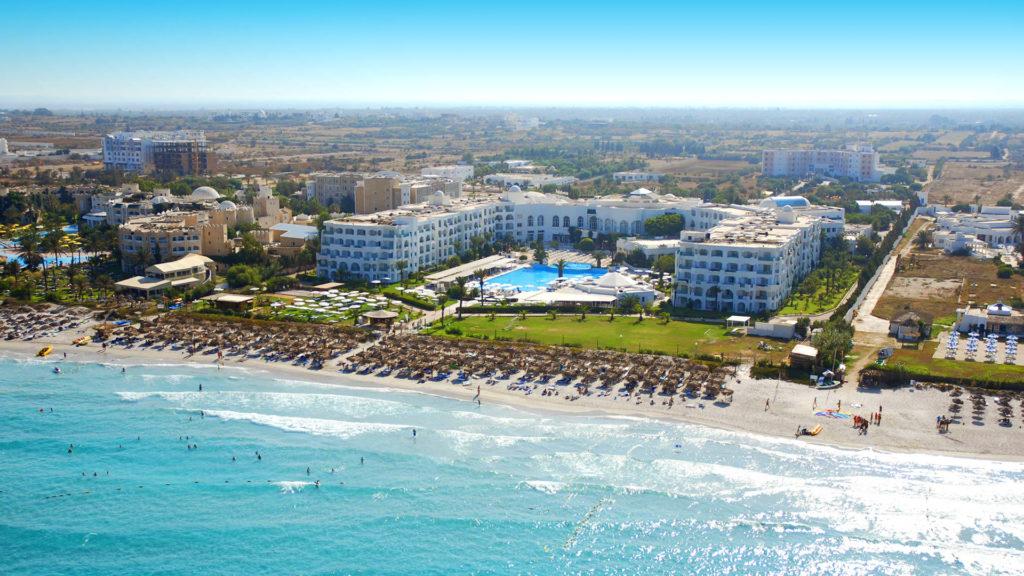 Пляжи и отдых в Тунисе