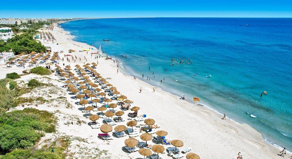 Отдыха в Тунисе в октябре, курорт Махдия