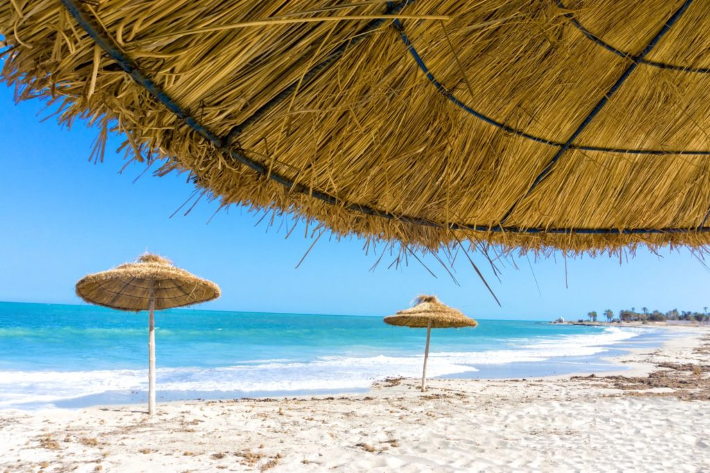 Тур на Джербу, Тунис