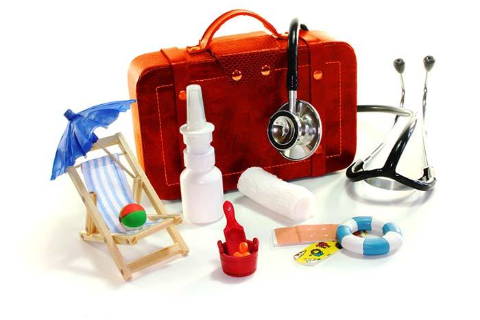 Медицинская помощь в Тунисе на отдыхе с детьми