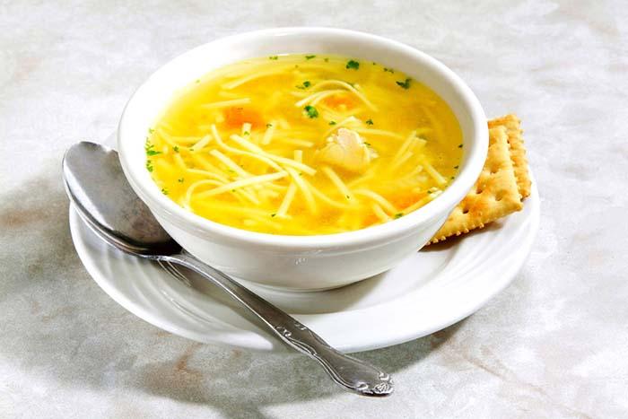 Есть ли супы для детей в Тунисе?