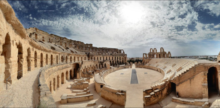 Тунис — страна экскурсионных возможностей